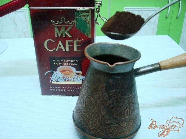 Фото приготовление рецепта: Кофе гляссе шаг №1