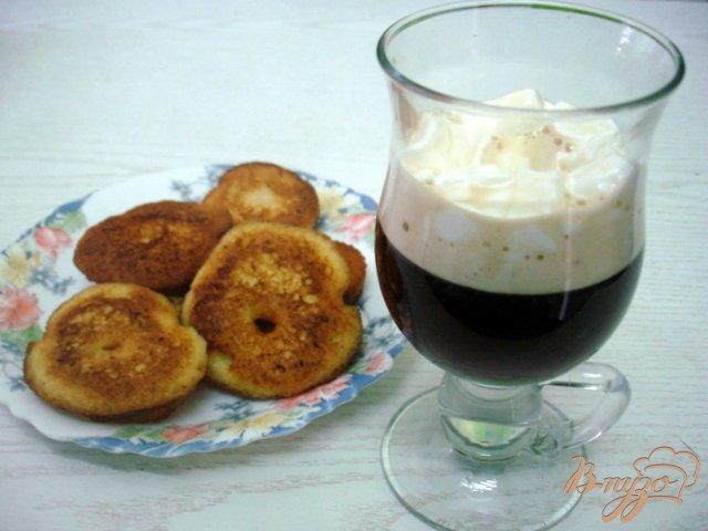 Фото приготовление рецепта: Кофе гляссе шаг №5