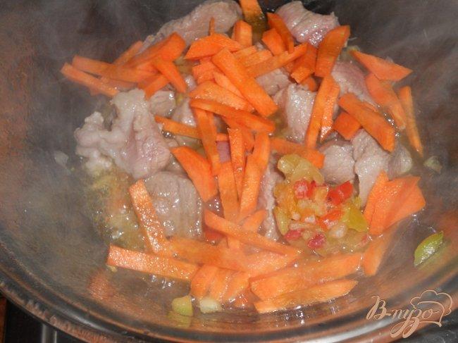 Фото приготовление рецепта: Зеленый борщ шаг №1