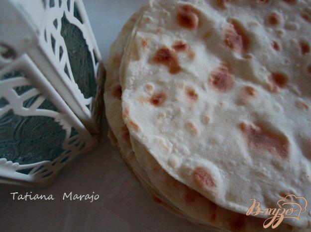 фото рецепта: Индийские  лепешки