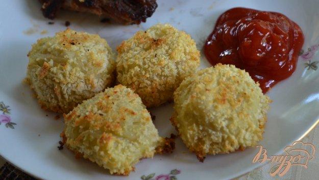 Рецепт Воздушный печеный картофель