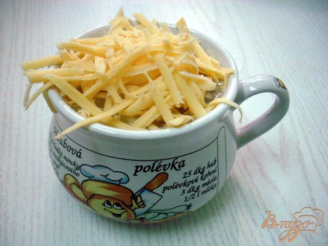 Фото приготовление рецепта: Луковый суп шаг №7