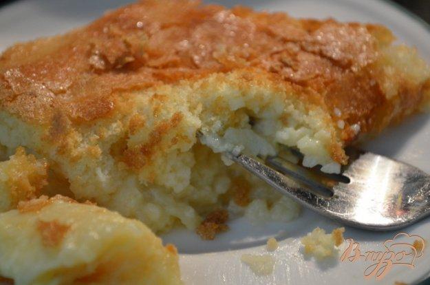 Рецепт Лимонно-пудинговый кекс