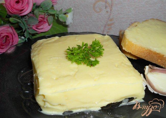 Фото приготовление рецепта: Домашнее сливочное масло шаг №6