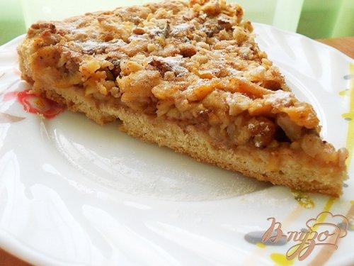 Венгерский ореховый пирог