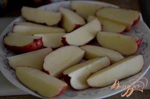 Лучшие картофельные дольки