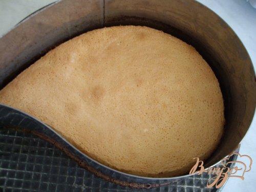 Торт *капелька*