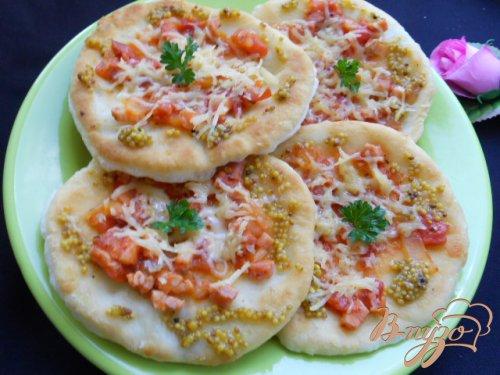 Фантазия на тему «Пицца»