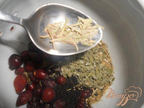 Травянной чай