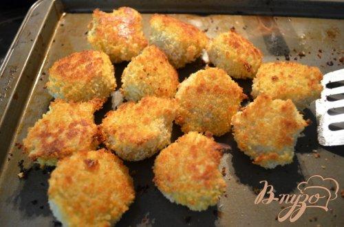 Воздушный печеный картофель