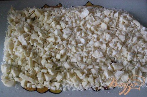 Нежный лимонный торт