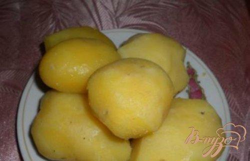 Аппетитный рулет из картофельного теста