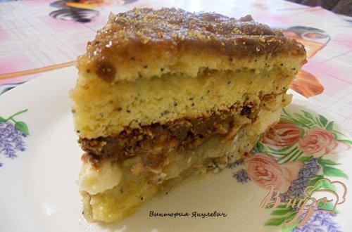 Торт *Яблочное искушение*