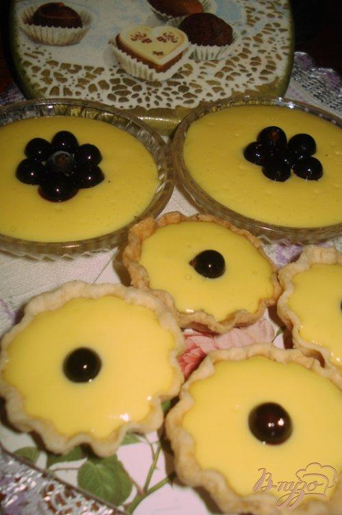 Ванильный десерт