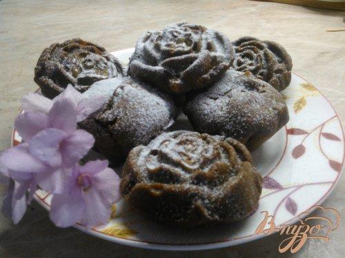 Кексы ананасовые (постные).