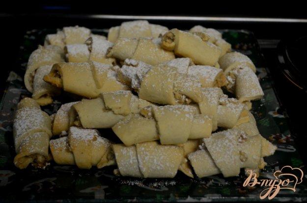 Рецепт Изумительные ореховые трубочки