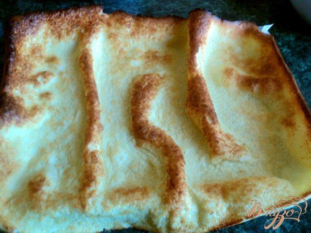 Фото приготовление рецепта: Паннукакку – финские блины шаг №3