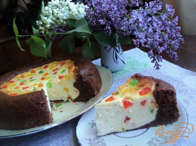 Рецепт Наливная ватрушка «Ярмарка»
