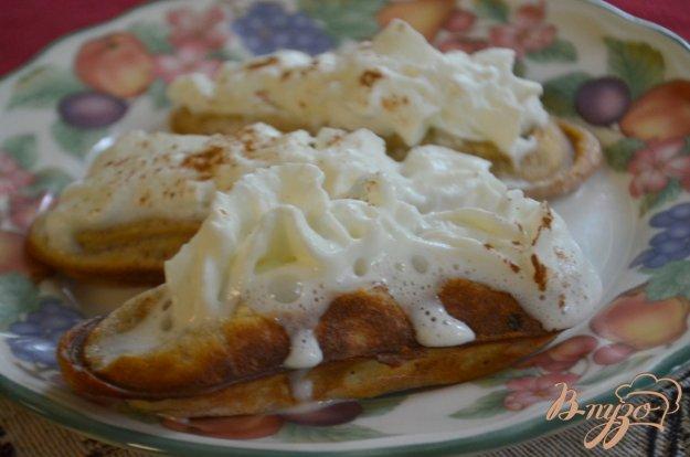 Рецепт Вафли со вкусом корицы