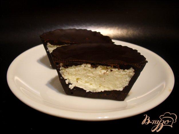 фото рецепта: Сырок в шоколаде