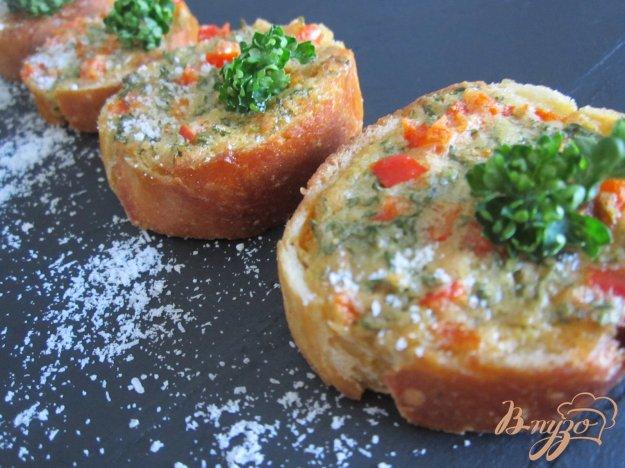 Рецепт Закусочные гренки