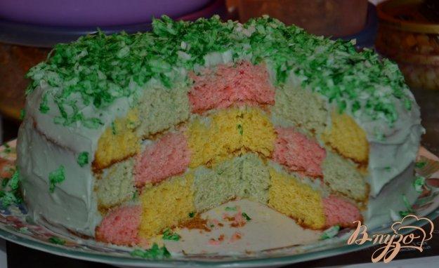 Рецепт Торт праздничный пасхальный