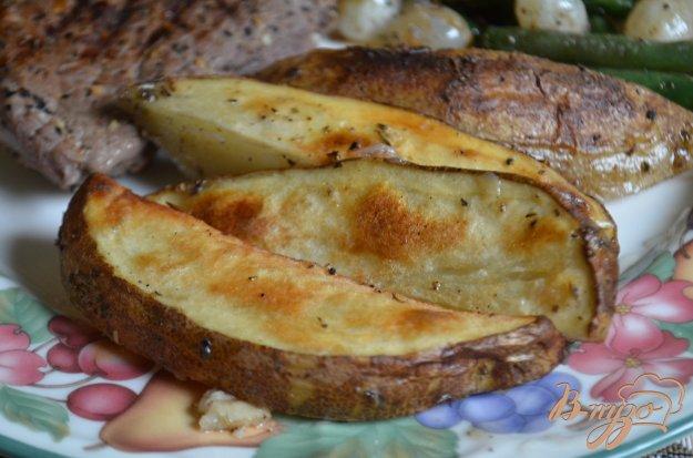 Рецепт Картофель по -гречески