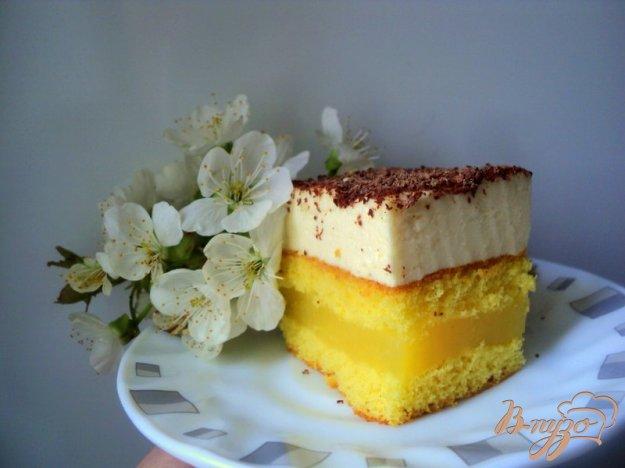 Рецепт Пляцок «Ламбада»