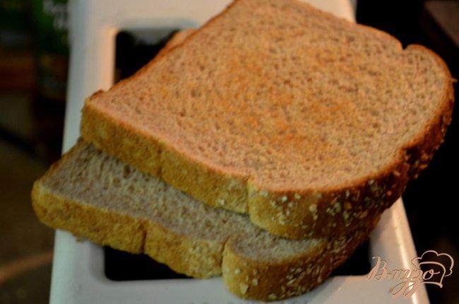 Фото приготовление рецепта: Классический сэндвич с тунцом шаг №1