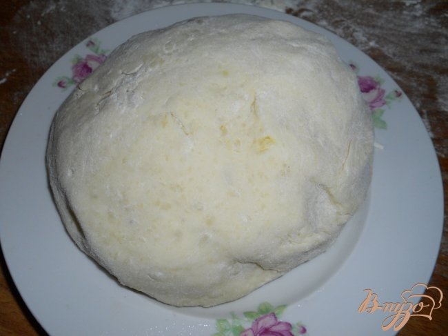 Фото приготовление рецепта: Лефсе шаг №2