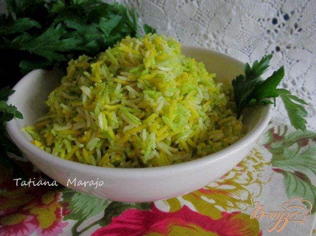 Рецепт Цветной рис