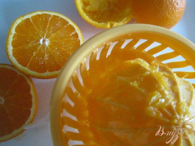 Фото приготовление рецепта: Рыбные улитки со сливочно-апельсиновым соусом шаг №2