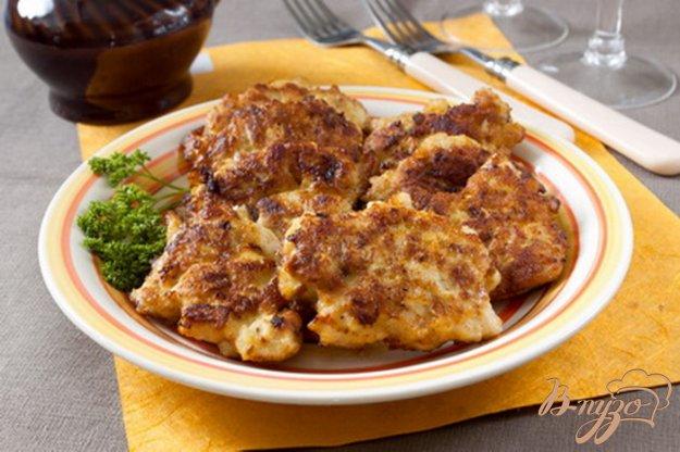 Рецепт Рубленые куриные котлетки