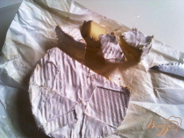 Фото приготовление рецепта: Сырные шампиньоны шаг №2