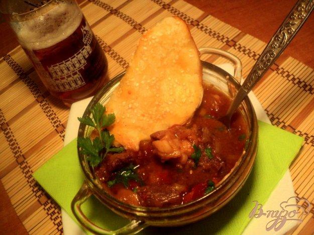фото рецепта: Мясо в темном пиве или Cosser Pie