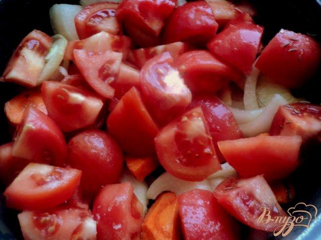 Фото приготовление рецепта: Мясо в темном пиве или Cosser Pie шаг №4