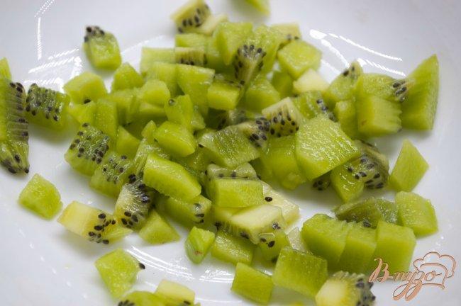 Фото приготовление рецепта: Салат из фруктов шаг №1