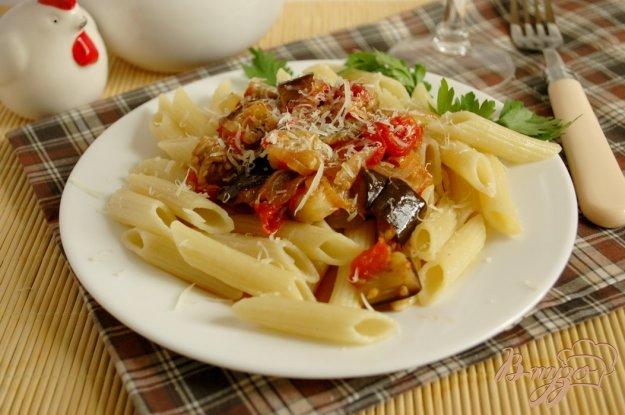 фото рецепта: Пенне с овощами