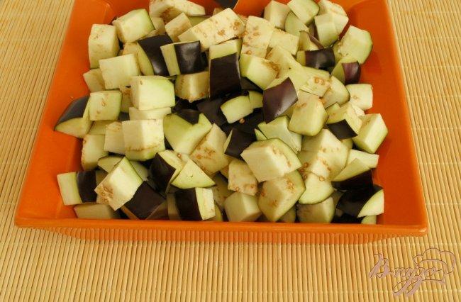 Фото приготовление рецепта: Пенне с овощами шаг №2