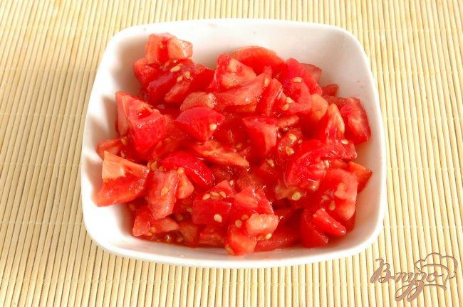 Фото приготовление рецепта: Пенне с овощами шаг №3