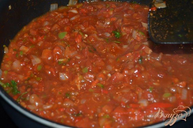 Фото приготовление рецепта: Тушеная говядина по-итальянски шаг №2