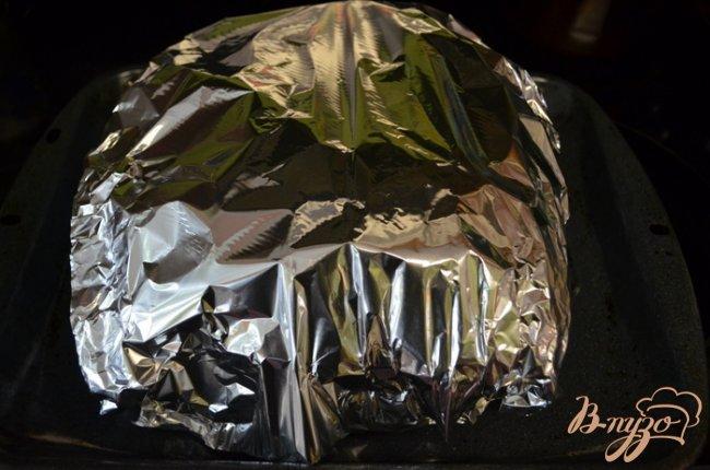 Фото приготовление рецепта: Японский чизкейк шаг №3