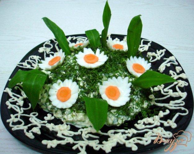 фото рецепта: Салат из черемши