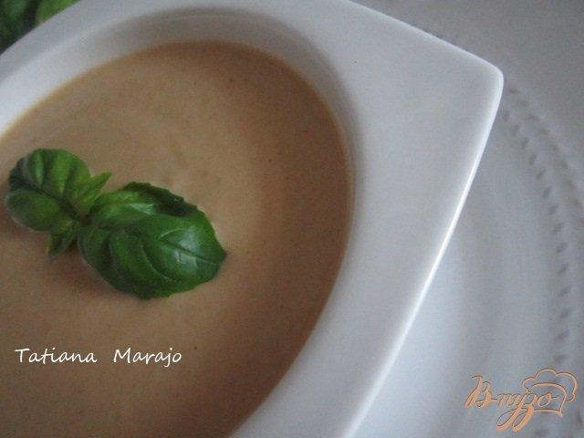 Фото приготовление рецепта: Баклажановый суп-пюре шаг №8