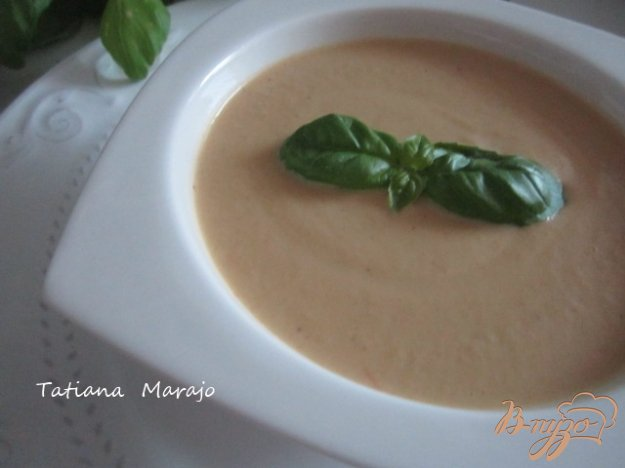 фото рецепта: Баклажановый суп-пюре