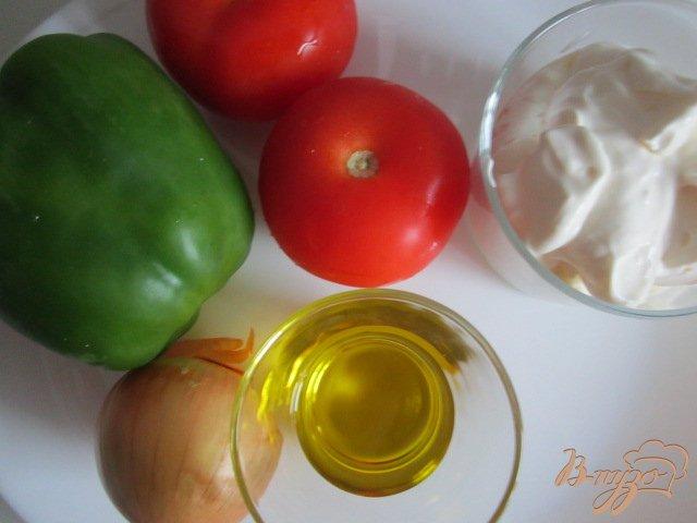 Фото приготовление рецепта: Баклажановый суп-пюре шаг №3
