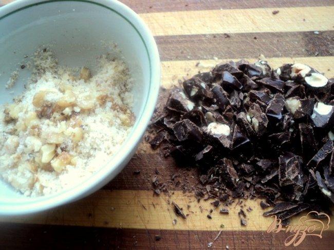 Фото приготовление рецепта: Постный шоколадный торт «Именинный» шаг №2