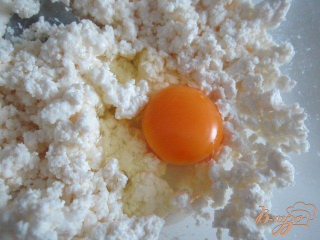 Фото приготовление рецепта: Каннеллони с творожной начинкой шаг №2