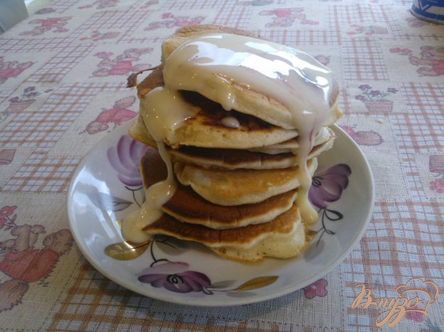 Рецепт Американские панкейки.