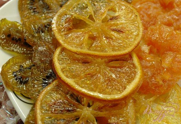 Рецепт Цукаты из фруктов